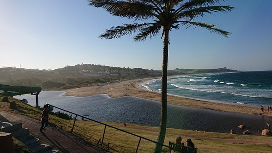 Scottburgh Beach
