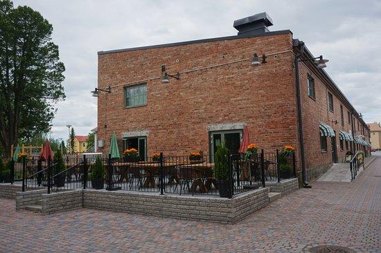 Lapua, Suomi: Brewery restaurant Mallaskuun Panimoravintola