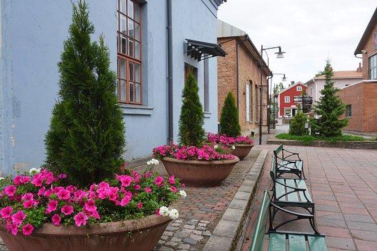 Lapua, Suomi: Beautiful old buildings