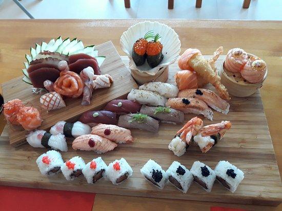 Sabores Asiáticos: menu do chef