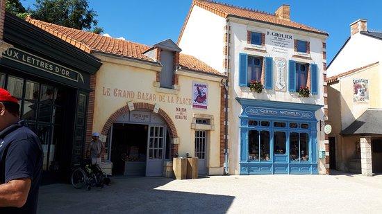 Le Puy du Fou Foto