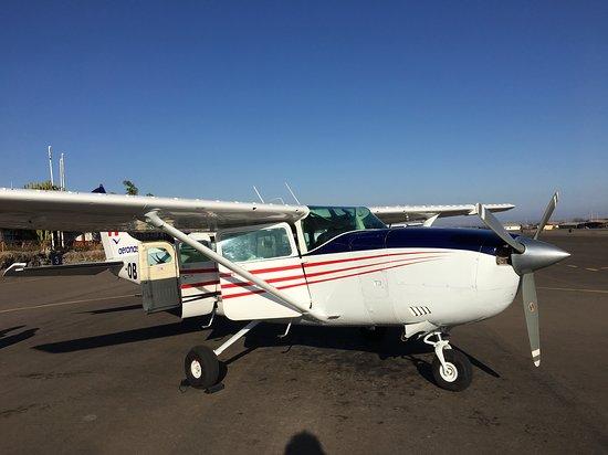 Aeronasca: The plane