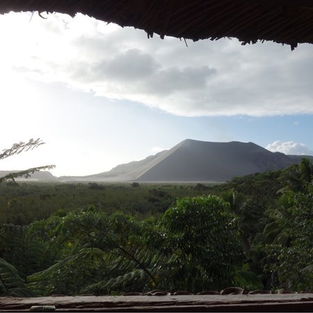 Volcano Roaring Front照片