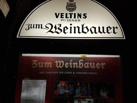 Tanzcafe - Bar Weinbauer