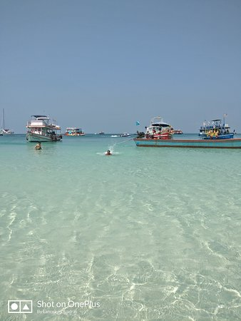 Koh Sak: Who wouldn't want to swim here!