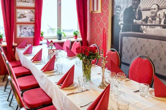 Kameralna Restaurant: Legendarna Restauracja Kameralna - wystrój
