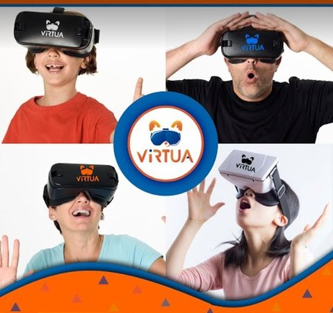 Virtua, virtual reality experience in Barcelona