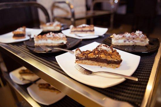 Salun Food Experience: La selezione di torte.