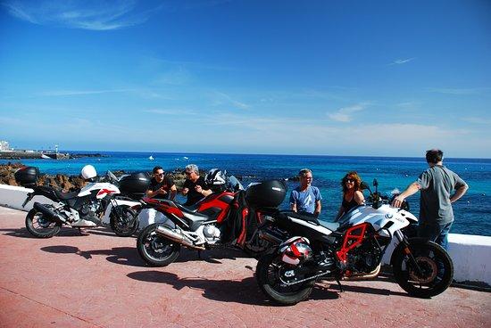 Lanzarote Moto Rental