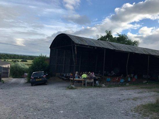 Wedmore, UK: Cider farm