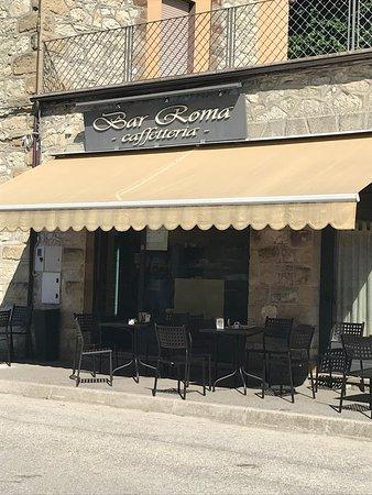 Pennabilli, Italy: Ingresso