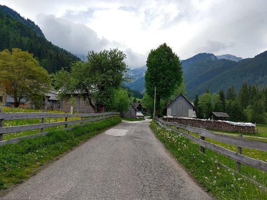 Unterbergen, Oostenrijk: Pretty villages!