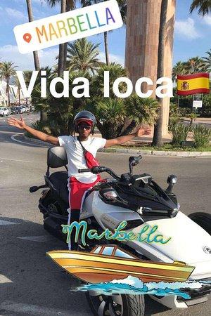 Salvacar: The dream life in Marbella !!