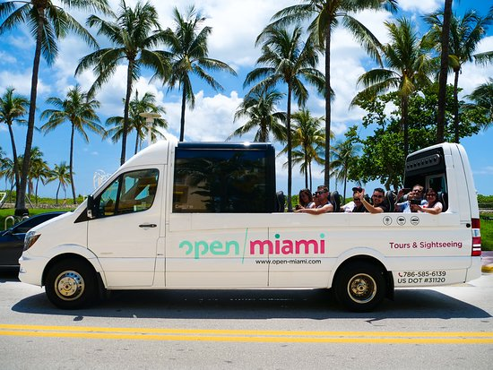 Open Miami Tour