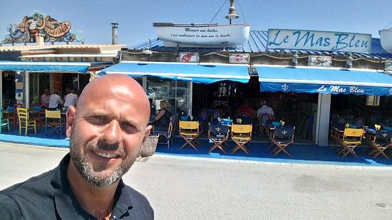 Le Mas Bleu Photo