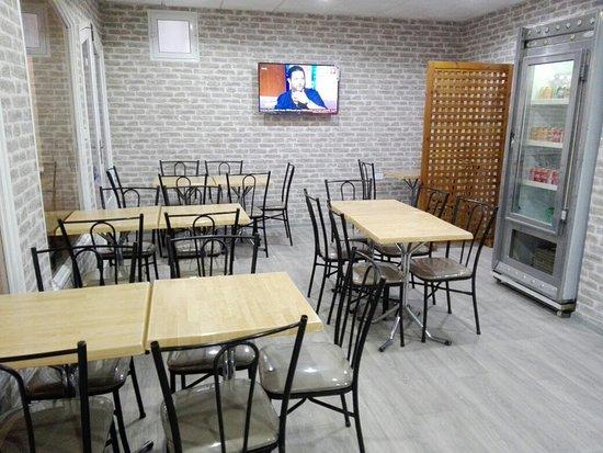 restaurant pizzaeria azzura: Pizzeria Azzura