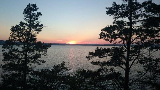 Chelyabinsk Oblast, روسيا: Озеро Иткуль