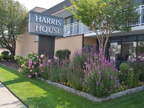 Harris House Motel