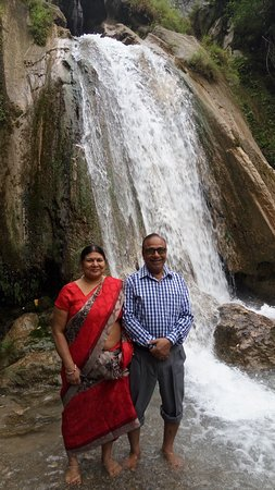Kempty Falls: Parents at Kempty