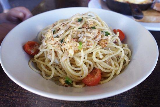 Mezzapica Cafe: Pasta