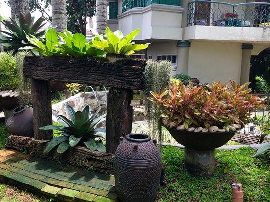 Casa Soriano Family Heirloom Cuisine: Garden