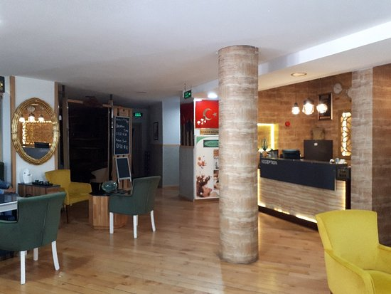 Arsima home hotel prices lodge reviews istanbul for Arsima hotel