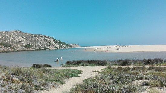 Bordeira Beach照片
