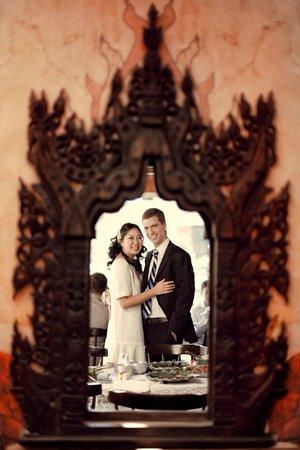 Bangkok Garden: salão do Bangkok (foto de Leonardo Stefanini)