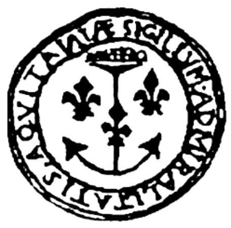 Musée de l'Histoire Maritime de Bordeaux: Sceau du musée