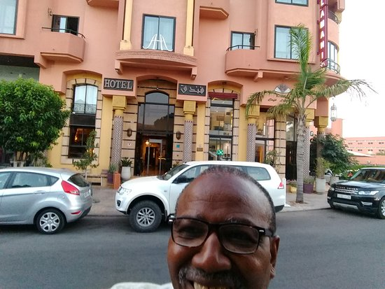 Amani Hotel Appart: The right place!