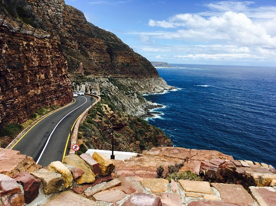 Photography Tours: The way getting back, Chapman's Peak Drive