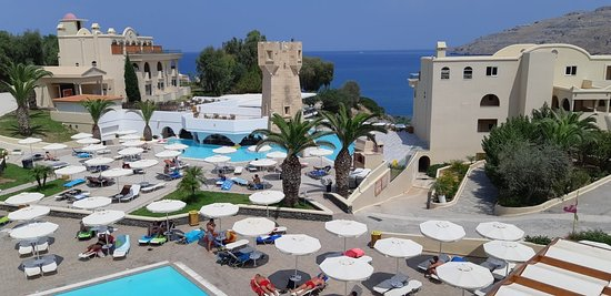 Lindos Royal Hotel: 20180611_144256_large.jpg