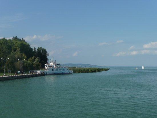 Szántód-Tihany Ferry