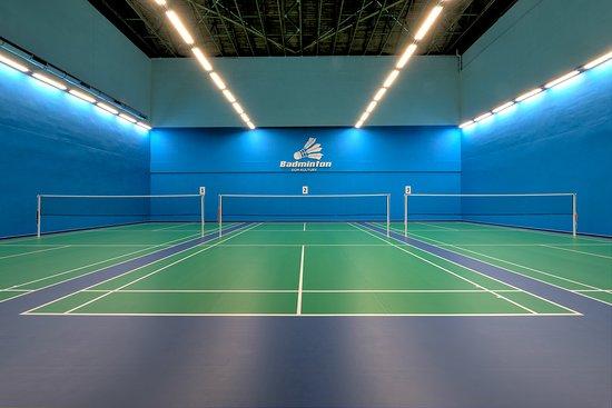 Badminton Dum kultury