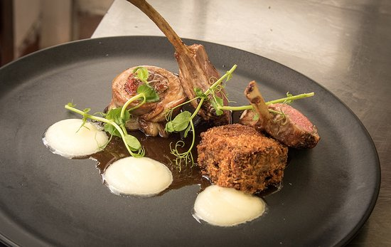 The Old Mill Killearn: Main Course