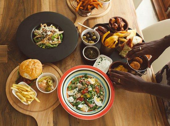 Kukun Sharing Platter