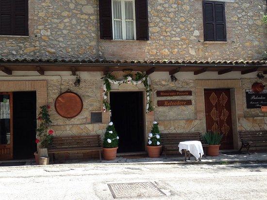 Collalto Sabino, Italy: l'esterno