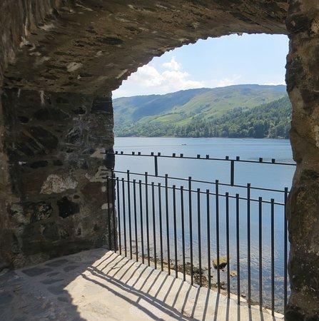 Eilean Donan Castle: Views