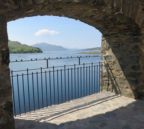 Eilean Donan Castle: More views