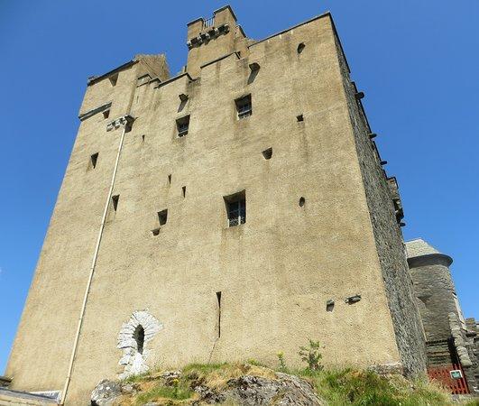 Eilean Donan Castle: The Tower.