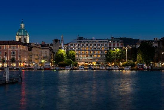 Hotel Barchetta Excelsior, hoteles en Como