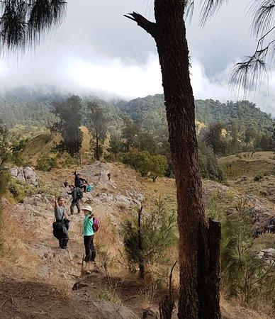 Senaru Trekking: our team member