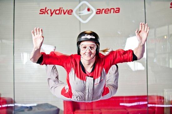Magical Prague: Skydive arena in Prague