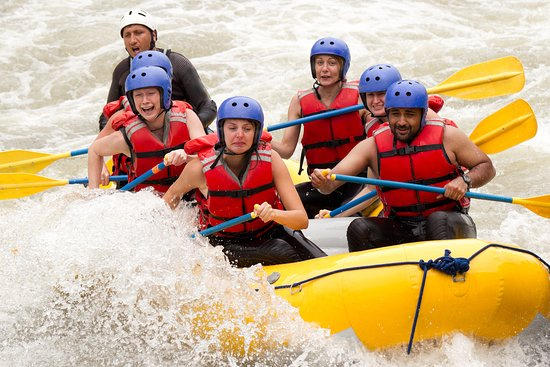 Magical Prague: White water rafting on the Olympic qualification slalom course in Prague