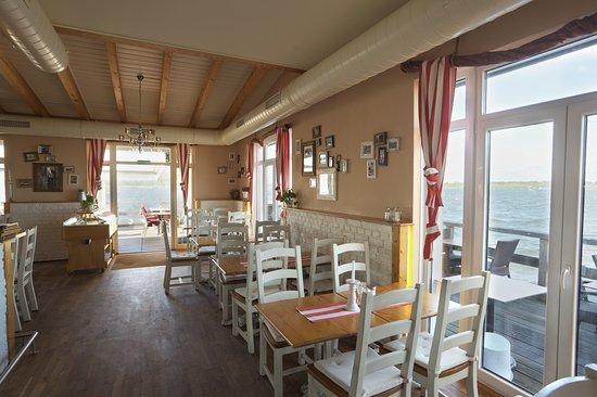 Markkleeberg, Deutschland: Innenansicht - Blick ins Restaurant