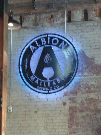 Albion, MI: Micro Brewery