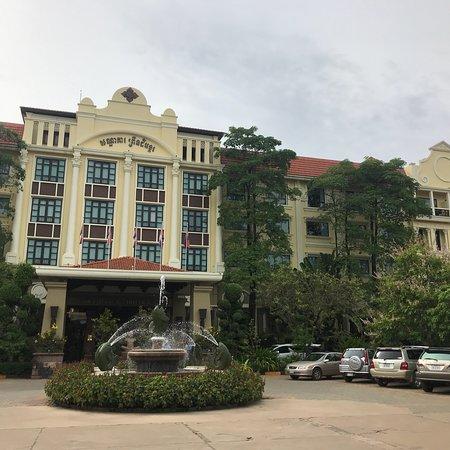 吴哥王子酒店照片