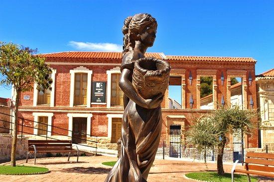Palencia, España: Fachada del Museo del Cerrato