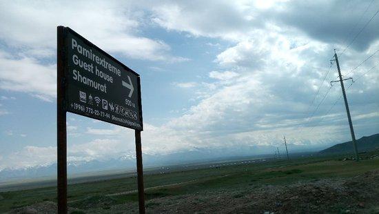 Sary-Tash, Kirgisistan: Pamirextreme