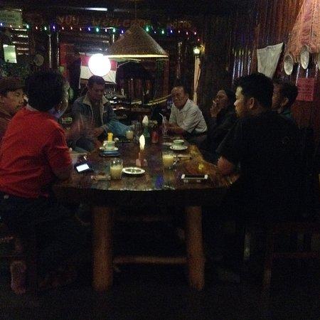 Tuktuk Siadong, Indonesia: Mau tempat ngobrol dan diskusi pun oke,,,